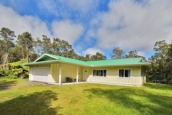 11-3758 1ST ST, Volcano, HI 96785 (MLS #621277) :: Elite Pacific Properties