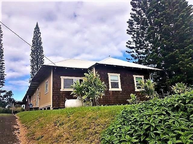 54-2423 Kynnersley Rd, Kapaau, HI 96755 (MLS #625029) :: Song Real Estate Team/Keller Williams Realty Kauai