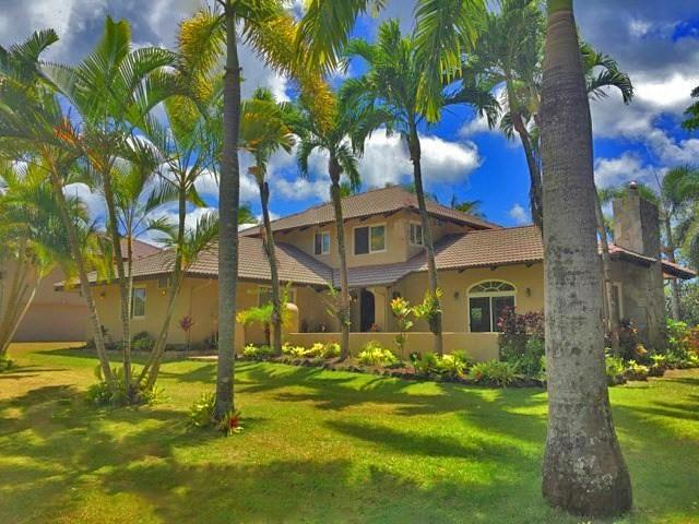 4420 Kahili Makai St, Kilauea, HI 96754 (MLS #629327) :: Song Real Estate Team | LUVA Real Estate