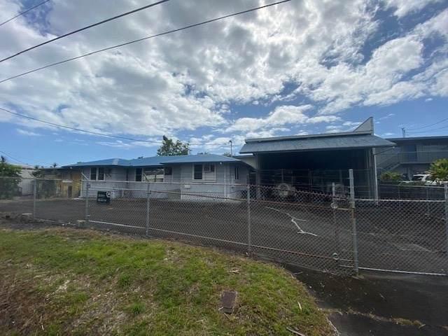 77 Silva St, Hilo, HI 96720 (MLS #634818) :: Aloha Kona Realty, Inc.