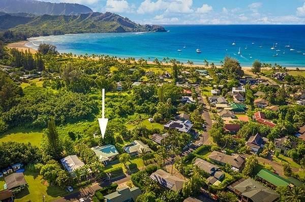 4460 Aku Rd, Hanalei, HI 96722 (MLS #641476) :: Kauai Exclusive Realty