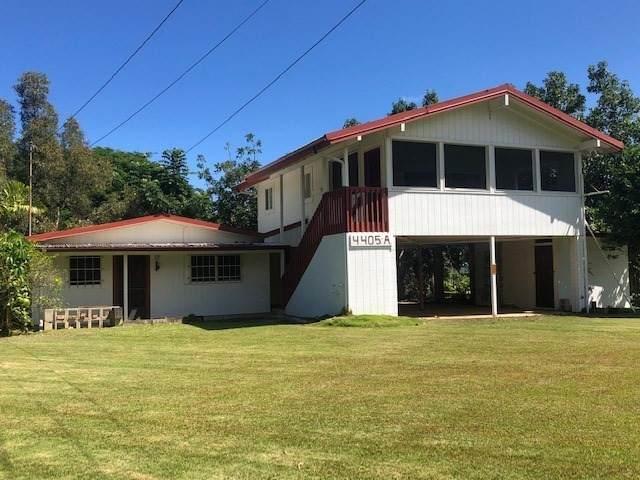 4405-A Aku Rd, Hanalei, HI 96714 (MLS #642275) :: Kauai Exclusive Realty
