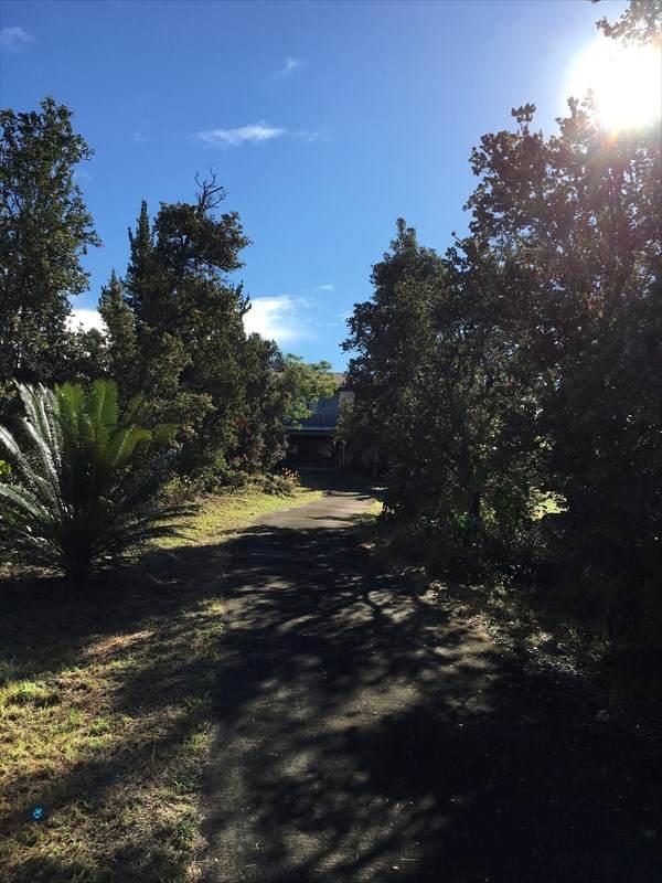 92-9132 Ginger Blossom Ln, Ocean View, HI 96737 (MLS #642753) :: Song Team | LUVA Real Estate