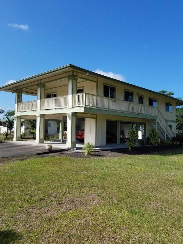 15-1741 13TH AVE (KUKUI), Keaau, HI 96749 (MLS #651361) :: Corcoran Pacific Properties