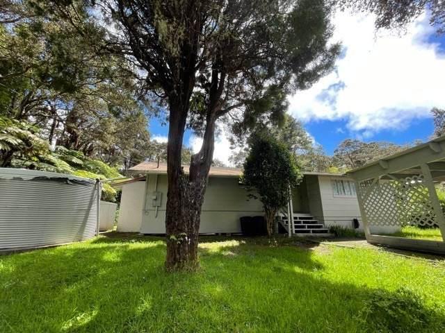 19-4113 Kalani Honua Lp, Volcano, HI 96785 (MLS #651470) :: LUVA Real Estate