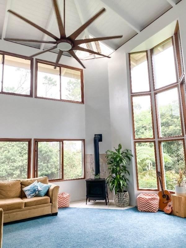 75-5320 Laaulu Rd, Holualoa, HI 96725 (MLS #652273) :: LUVA Real Estate