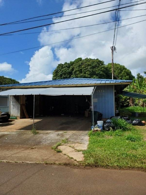 1574 Papau St, Kapaa, HI 96746 (MLS #654671) :: LUVA Real Estate