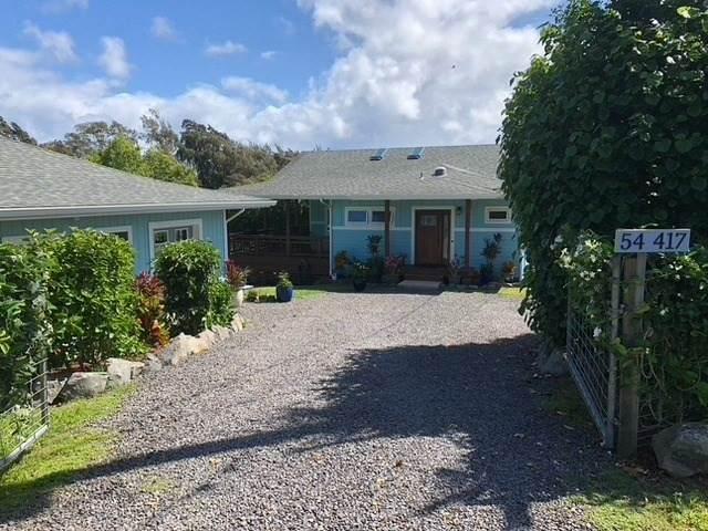 54-417 Kapua Place, Kapaau, HI 96719 (MLS #655511) :: LUVA Real Estate