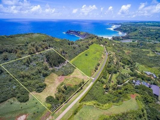 Seacliff Lot #13, Kilauea, HI 96754 (MLS #608242) :: Elite Pacific Properties