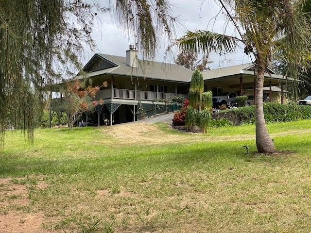 45-3514 Nanalana Kai Road, Honokaa, HI 96727 (MLS #650137) :: LUVA Real Estate