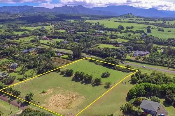 Kapuna Estates Cpr, Kilauea, HI 96754 (MLS #608128) :: Elite Pacific Properties