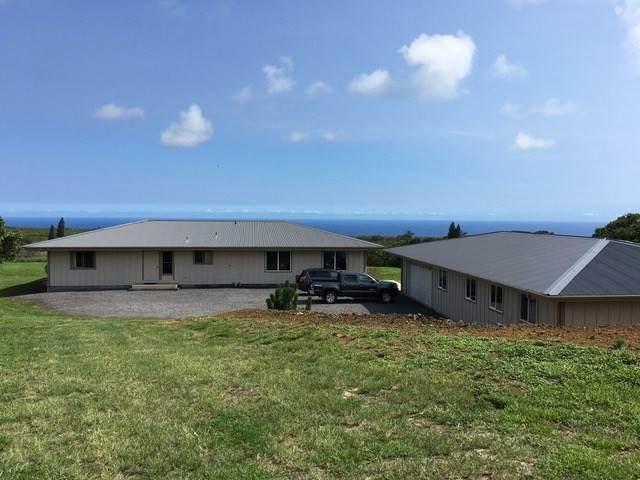 93-1722 South Point Rd, Naalehu, HI 96772 (MLS #628744) :: Elite Pacific Properties