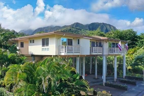 7083 Alamihi Road, Hanalei, HI 96722 (MLS #650707) :: Corcoran Pacific Properties
