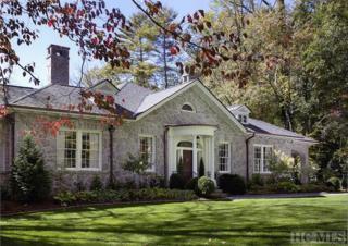 60 Woodside Drive, Brevard, NC 28712 (MLS #85219) :: Lake Toxaway Realty Co