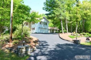 115 Hemlock Woods Drive, Highlands, NC 28741 (MLS #85478) :: Lake Toxaway Realty Co