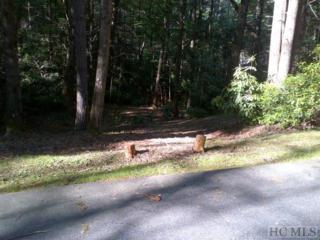 Lot B 10 Toll House Lane, Cashiers, NC 28717 (MLS #85814) :: Lake Toxaway Realty Co