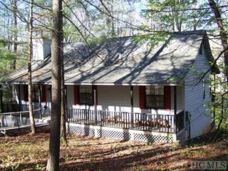 329 Buttermilk Circle, Sky Valley, GA 30537 (MLS #85816) :: Lake Toxaway Realty Co