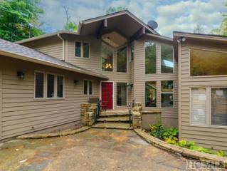 781 Cold Mountain Road, Lake Toxaway, NC 28747 (MLS #85937) :: Landmark Realty Group