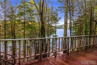16 Indian Trace, Lake Toxaway, NC 28747 (MLS #85940) :: Landmark Realty Group