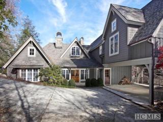 110 Lake Court, Highlands, NC 28741 (MLS #85994) :: Landmark Realty Group