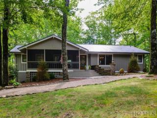 260 Seminole Way, Lake Toxaway, NC 28747 (MLS #86096) :: Landmark Realty Group