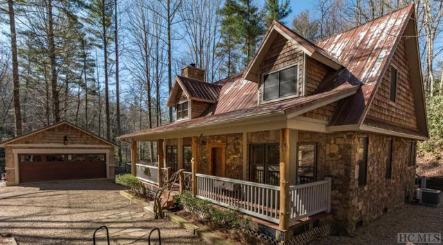 311 Dominion Road, Cashiers, NC 28717 (MLS #87800) :: Berkshire Hathaway HomeServices Meadows Mountain Realty