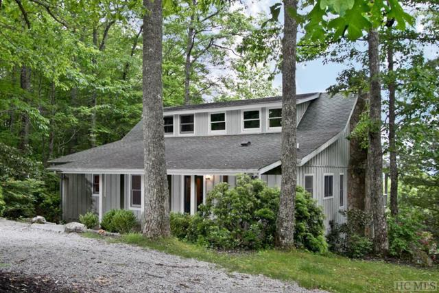 31 Tater Hill Road, Scaly Mountain, NC 28775 (MLS #87683) :: Lake Toxaway Realty Co