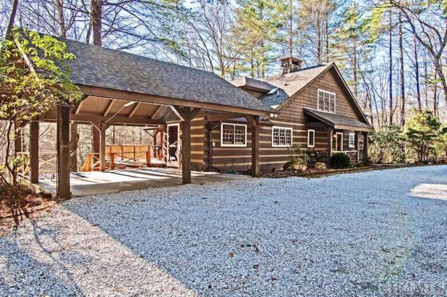 289 Chestnut Ridge Road, Highlands, NC 28741 (MLS #87691) :: Berkshire Hathaway HomeServices Meadows Mountain Realty