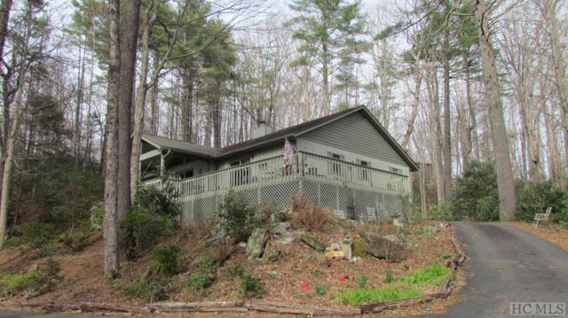 22 Golden Mist Court, Sapphire, NC 28774 (MLS #87696) :: Lake Toxaway Realty Co