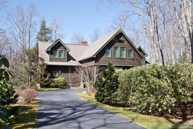 290 Garnet Rock Trail, Highlands, NC 28741 (MLS #87728) :: Lake Toxaway Realty Co