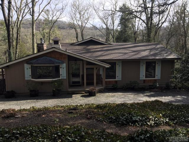 101 Rolling Woods Drive, Highlands, NC 28741 (MLS #87735) :: Lake Toxaway Realty Co