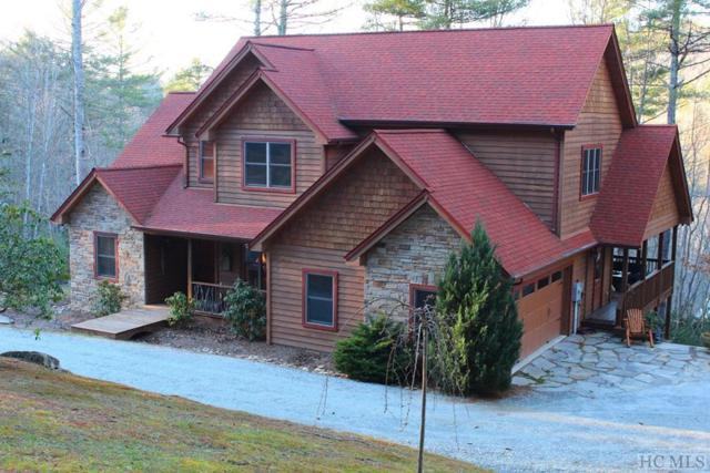 421 Receptive Drive, Glenville, NC 28736 (MLS #87742) :: Lake Toxaway Realty Co