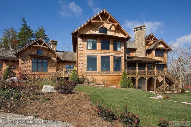 72 Craftsman Way, Cashiers, NC 28717 (MLS #87747) :: Lake Toxaway Realty Co