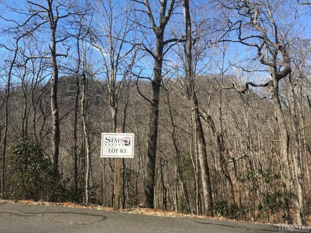 Lot 83 Ridgemont Road, Glenville, NC 28736 (MLS #87773) :: Lake Toxaway Realty Co