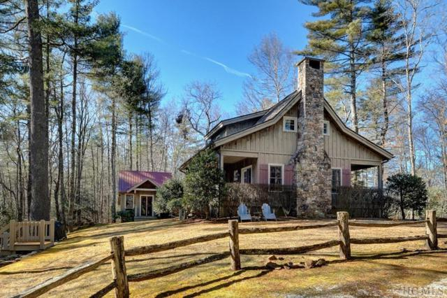 659 Lost Cove Road, Cashiers, NC 28717 (MLS #87778) :: Lake Toxaway Realty Co