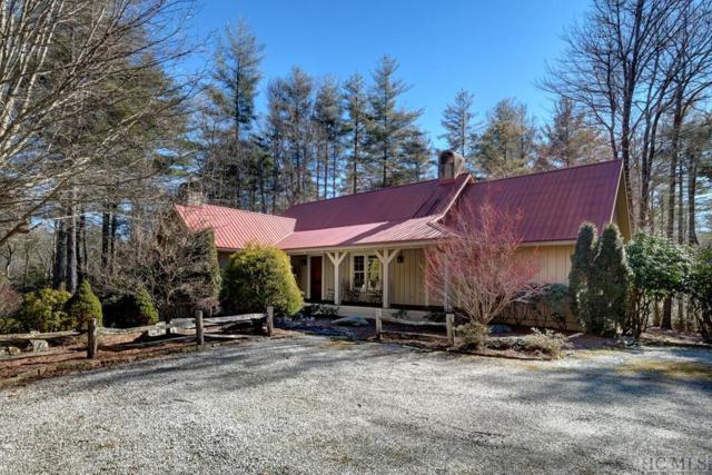 661 Lost Cove Road, Cashiers, NC 28717 (MLS #87779) :: Lake Toxaway Realty Co