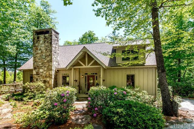 110 Mills Creek Drive, Lake Toxaway, NC 28747 (MLS #87798) :: Lake Toxaway Realty Co