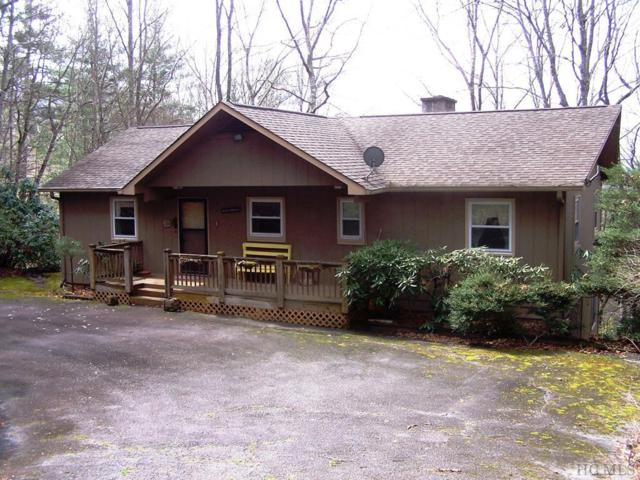 79 Evergreen Lane, Sky Valley, GA 30537 (MLS #87810) :: Lake Toxaway Realty Co
