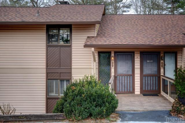 404 Highlands Mountain Club Drive #404, Highlands, NC 28741 (MLS #87829) :: Berkshire Hathaway HomeServices Meadows Mountain Realty