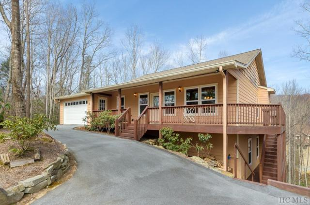 497 Narrows Road, Sapphire, NC 28774 (MLS #87830) :: Berkshire Hathaway HomeServices Meadows Mountain Realty