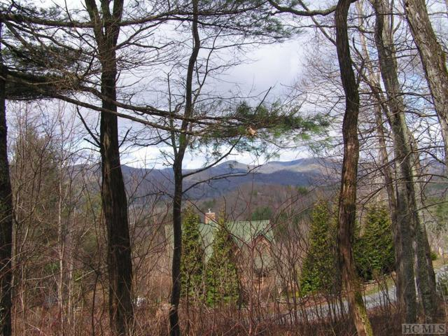 Lot 9 Cloud Walk Ridge, Glenville, NC 23736 (MLS #87897) :: Berkshire Hathaway HomeServices Meadows Mountain Realty