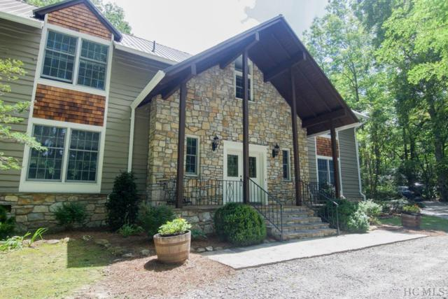 246 View Road, Cashiers, NC 28717 (MLS #87901) :: Lake Toxaway Realty Co