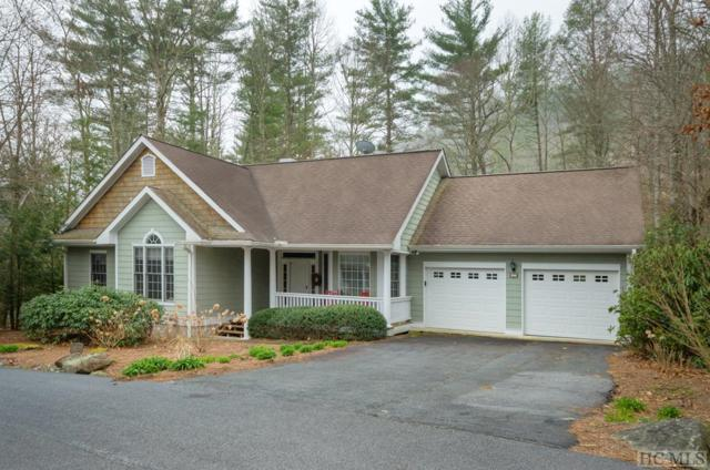 41 Stone Creek Crossing Drive, Sapphire, NC 28774 (MLS #87933) :: Lake Toxaway Realty Co