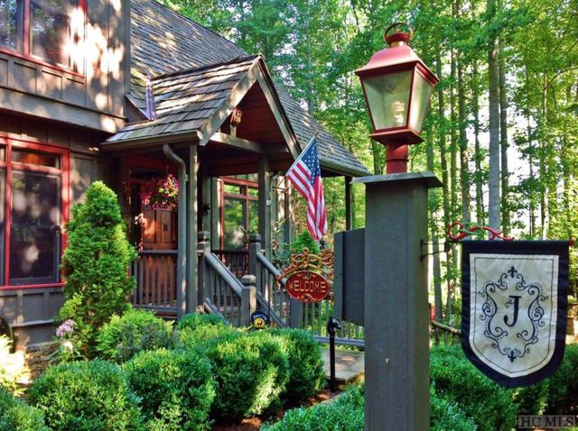 52 Fairway Drive, Lake Toxaway, NC 28747 (MLS #87940) :: Berkshire Hathaway HomeServices Meadows Mountain Realty