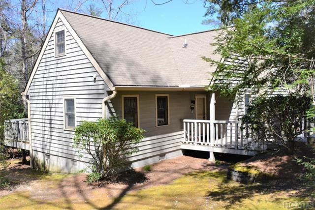 53 Chestnut Ridge Road #3, Sapphire, NC 28774 (MLS #87992) :: Berkshire Hathaway HomeServices Meadows Mountain Realty