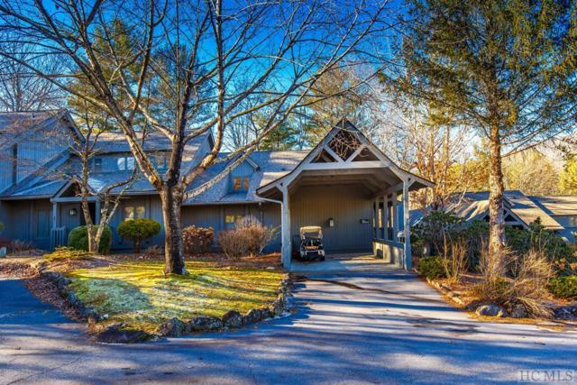 76 Fairway Villas Drive #76, Sapphire, NC 28774 (MLS #87993) :: Berkshire Hathaway HomeServices Meadows Mountain Realty