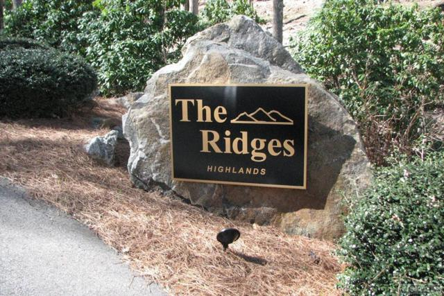 00 Historic Highlands Drive, Highlands, NC 28741 (MLS #88028) :: Lake Toxaway Realty Co