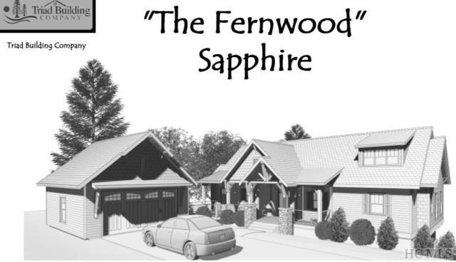 Lot 11 Sori Lane, Sapphire, NC 28774 (MLS #88044) :: Berkshire Hathaway HomeServices Meadows Mountain Realty