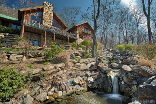254 Panther Ridge Road, Lake Toxaway, NC 28747 (MLS #88051) :: Berkshire Hathaway HomeServices Meadows Mountain Realty