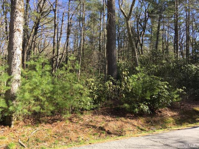 Lot 14 Cherokee Views, Cashiers, NC 28717 (MLS #88054) :: Lake Toxaway Realty Co
